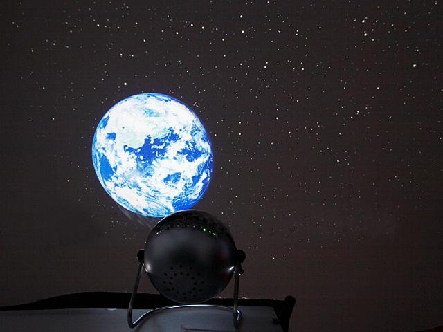 Как сделать планетарий