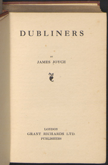 the similarities in the themes in several of james joyces stories As seen in john updike's a & p and james joyce's araby marcus classifies initiation stories new criticism of short story araby by james joyce the theme.